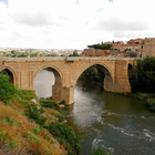 Puente de San Martín in Toledo photo (1)