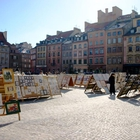 Old Town Market Square in Warsaw photo (6)