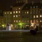 Old Town Market Square in Warsaw photo (4)