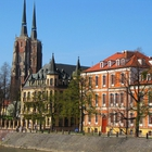 Cathedral Island in Wrocław photo (4)