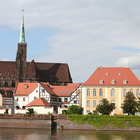 Collegiate Church of the Holy Cross and St. Bartholomew in Wroclaw photo (7)