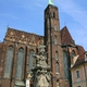 Collegiate Church of the Holy Cross and St. Bartholomew in Wroclaw - photo