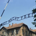 Auschwitz concentration camp photo (4)