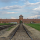 Auschwitz concentration camp - photo