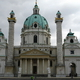 St. Charles's Church in Vienna - photo