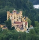 Hohenschwangau Castle - photo