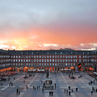 Plaza Mayor in Madrid photo (4)