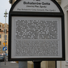 Heroes of the Ghetto Square in Cracow photo (0)