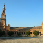 Plaza de España in Seville photo (8)