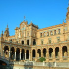 Plaza de España in Seville photo (7)