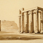Temple of Olympian Zeus in Athens photo (4)