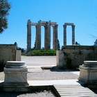 Temple of Olympian Zeus in Athens photo (10)