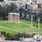 Temple of Olympian Zeus in Athens photo (8)