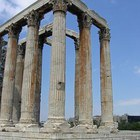 Temple of Olympian Zeus in Athens photo (0)