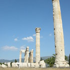Temple of Olympian Zeus in Athens photo (6)