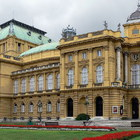 Croatian National Theatre in Zagreb photo (0)