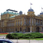 Croatian National Theatre in Zagreb photo (14)