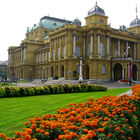 Croatian National Theatre in Zagreb photo (6)