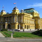 Croatian National Theatre in Zagreb photo (1)