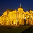 Croatian National Theatre in Zagreb photo (4)