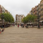 Fountain Square in Tarragona photo (1)