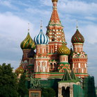 Saint Basil's Cathedral in Moscow photo (3)