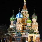 Saint Basil's Cathedral in Moscow photo (1)