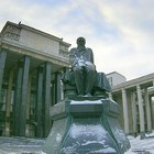 Russian State Library in Moscow photo (0)