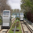 Montmartre funicular photo (2)