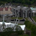 Scottish Parliament Building photo (1)
