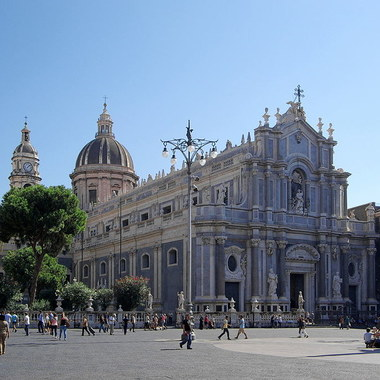 photo Catania Cathedral