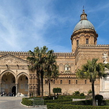 photo Palermo Cathedral